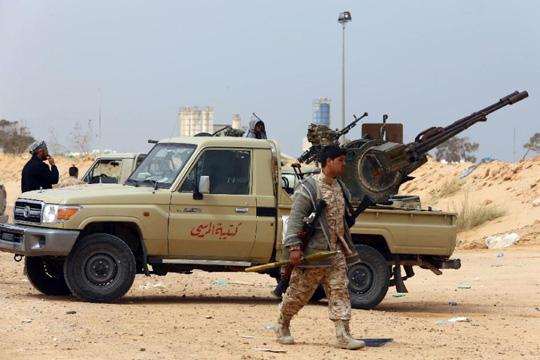 Четворица странци киднапирани во Либија