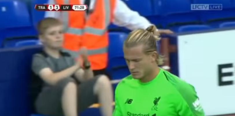 Кариус продолжува во свој стил: Погледнете каков гол успеа да прими вчера голманот на Ливерпул (ВИДЕО)