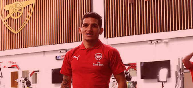 Ториера официјално во Арсенал