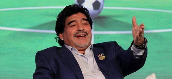Марадона и се извини на ФИФА