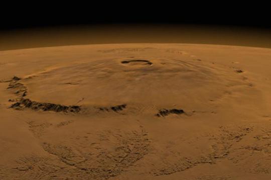 """Летало на НАСА првпат забележа земјотрес на Марс и го нарече """"марсотрес"""""""