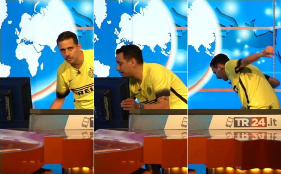 Не баш сите се среќни за трансферот на Роналдо во Јувентус: Реакцијата на овој фан на Интер стана хит низ целиот свет (ВИДЕО)