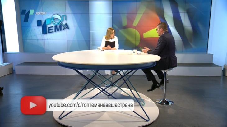 """Мицкоски брилијантно до новинарката Васиќ: Не сум на квиз да одговорам со """"да"""" или """"не"""", ќе дејствуваме во најдобар интерес на Македонија!"""