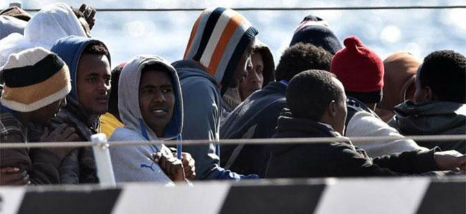Грчката полиција откри 59 илегални мигранти во бугарски камион