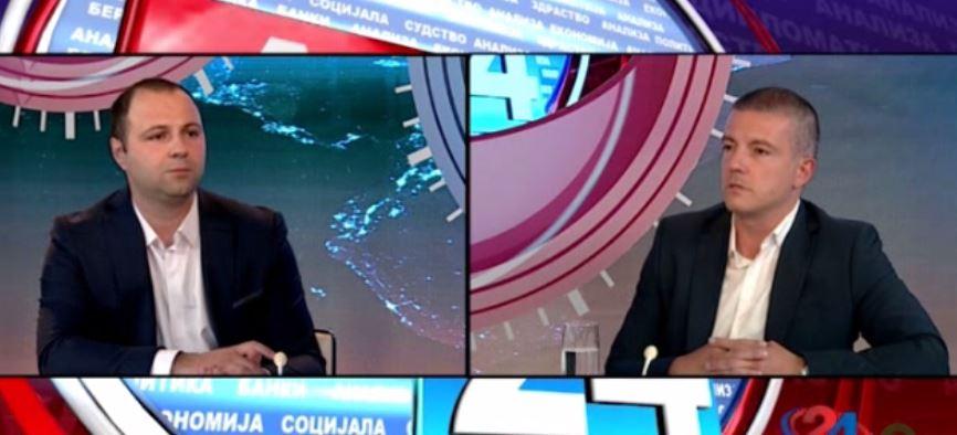 Мисајловски: Откако СДСМ е на власт имаме политички прогон на секое ниво, криминалци се на слобода и се добиваат драконски казни по нарачка
