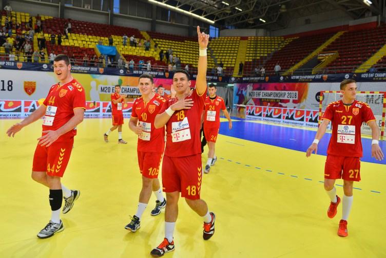 Европскиот сон продолжува: Македонските ракометари во полуфинале