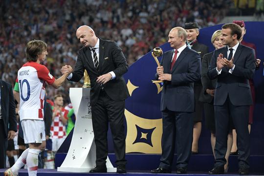 Модриќ со емотивна изјава: Понекогаш не победува подобриот