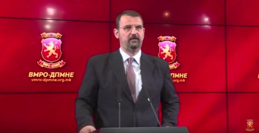 Стоилковски: Македонија не бара прослави, Македонија бара извинување за капитулацијата која ја предизвика Заев