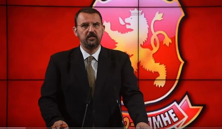 Стоилковски: Костадинов е сведок на криминали кои се правеа во Струмица, каде неговиот лидер Заев бараше поткуп од 200.000 евра