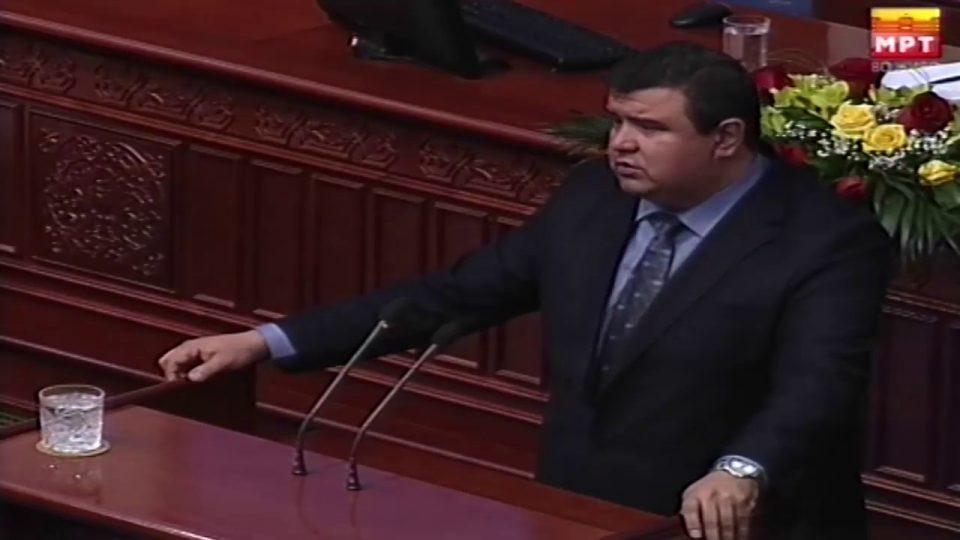 Мицевски: На денешнава седница има 15 точки, 10 точки со европско знаменце, а 5 точки се по скратена постапка