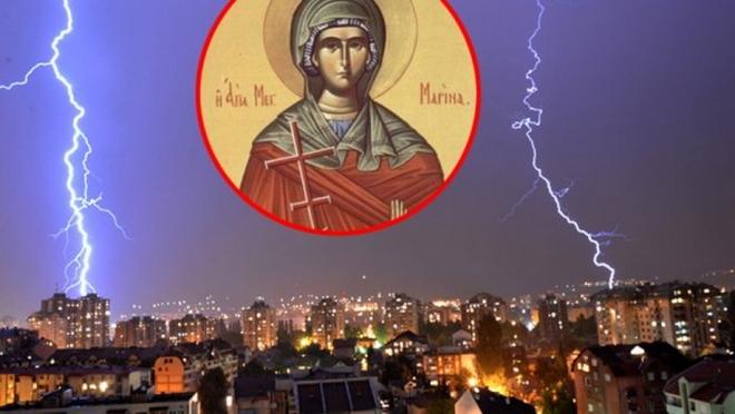 Денеска е Огнена Марија: Заштитничка на жените која пали и казнува со оган, ова никако не треба да го правите