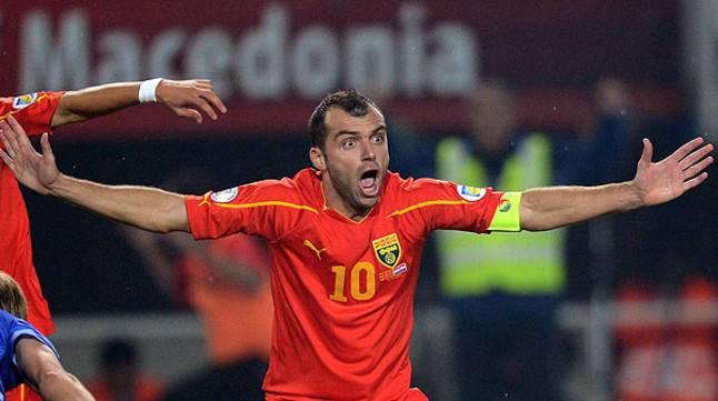 """Пандев за """"Газета"""": Сакам да ја завршам кариерата со пласман на ЕП со Македонија"""