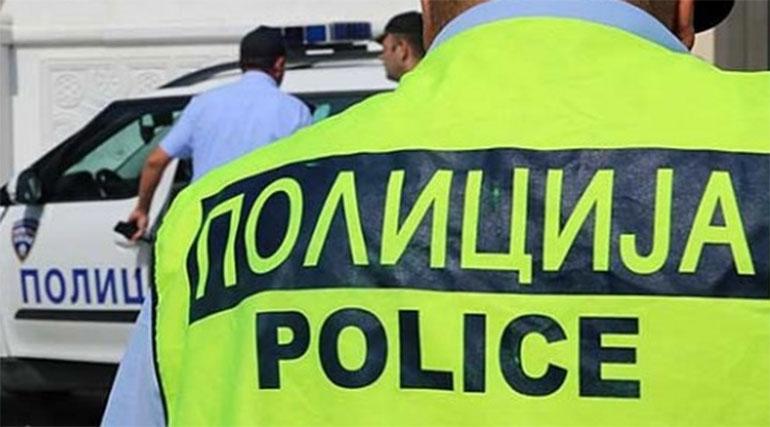 Нападнат полицаец во Берово