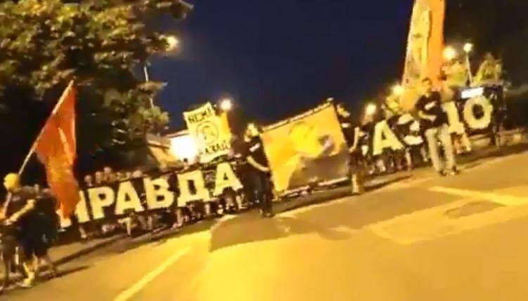 """""""Комитите"""" од институциите побараа правда за Саздовски за никогаш да не се повторат убиства по македонските улици"""