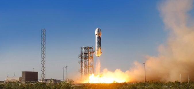 Хаварија при лансирање на ракетата, двајцата космонаути успешно се спуштиле на земјата