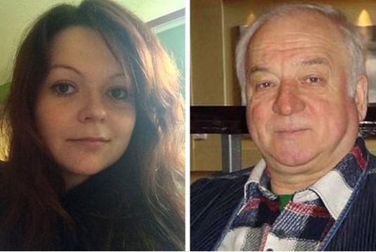 """""""Неколку Руси"""" се одговорни за нападот врз Скрипал и неговата ќерка"""