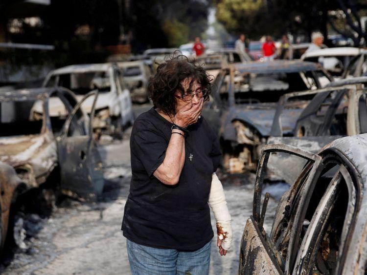 Децата бегајќи од пожарот со таткото скокнале во провалија – откако ќе го прочитате писмото на нивната мајка нема да заспиете со денови