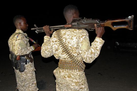 Во Сомалија убиени 27 војници