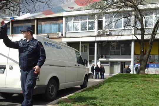 Во центарот на Белград откриени експлозивни направи и муниција