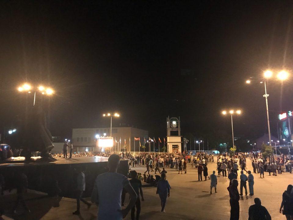 ВИДЕО: 300 луѓе во Струмица, Заев доживеа дебакл- граѓаните кажаа НЕ на капитулантските политики на власта
