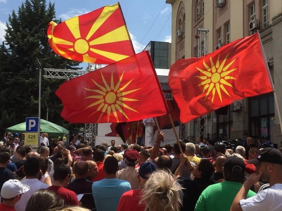 Мицкоски: Го поддржуваме секој протест против оваа влада