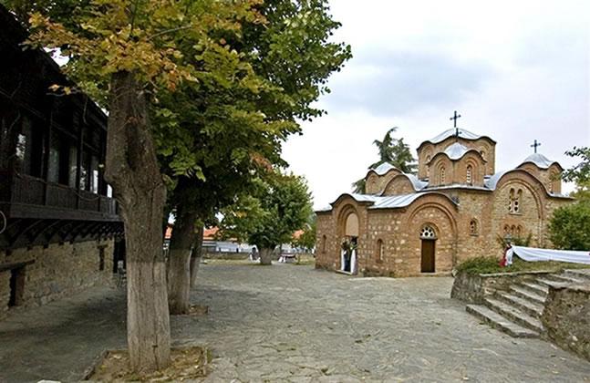 """Реставрација на манастирот """"Св. Пантелејмон"""" во Нерези"""