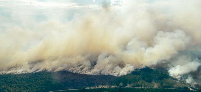 Шест земји од ЕУ помагаат за справување со шумските пожари во Шведска
