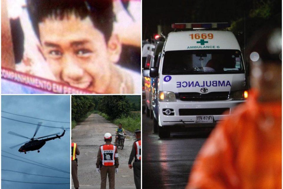 Целиот свет се грижи за децата: Еве во каква здравствена состојба се спасени тајландските фудбалерчиња
