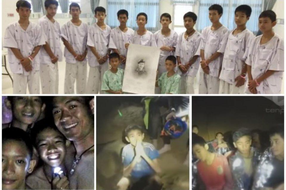 Тајландските дечиња се враќаат во пештерата: Утре ја напуштаат болницата, па повторно ќе го проживеат пеколот кој го поминаа (ВИДЕО)