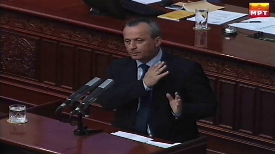 Членовите од ВМРО-ДПМНЕ ја напуштија Комисијата за одземање на мандатот на Груевски