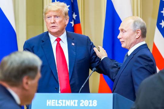 Трамп: Дијалогот со Русија отвора нов пат кон мирот
