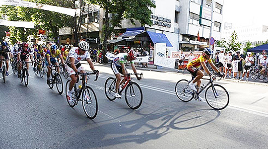 Велосипедски трки во општина Илинден, посебен режим на сообраќај