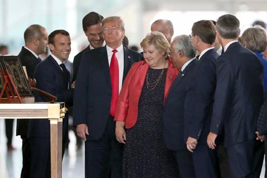 Трамп побарал од членките на НАТО да ги удвојат расходите за одбрана на 4 проценти од БДП
