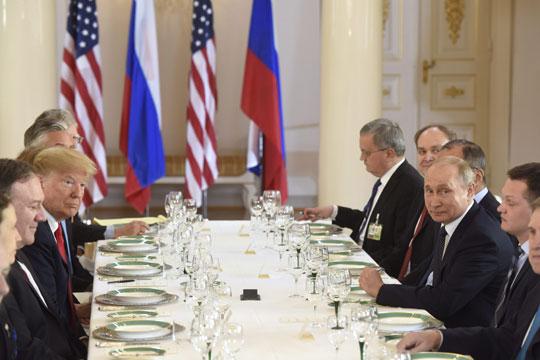 Заврши средбата Путин – Трамп