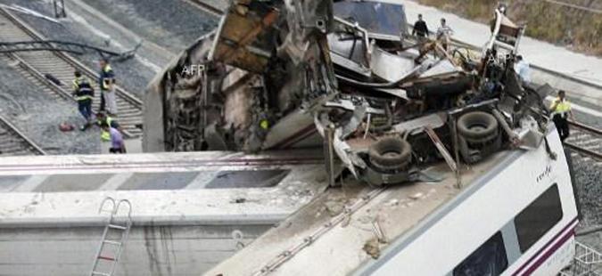 Железничка несреќа во Турција