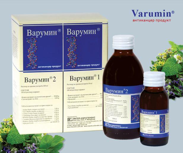 Varumin – докажан антиканцер производ