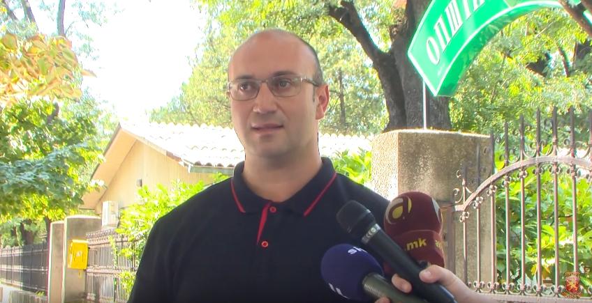 Робовалиев: Втора недела по ред блокирана е сметката на општина Центар, ова е доказ за недомаќинското и непланско работење