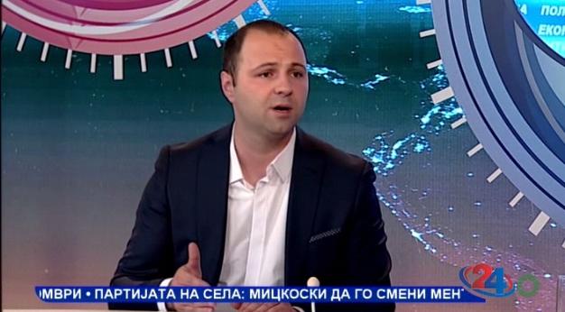 Мисајловски: Претседателот не е должен да потпише нешто што не е уставно, јас се согласувам со неговиот став