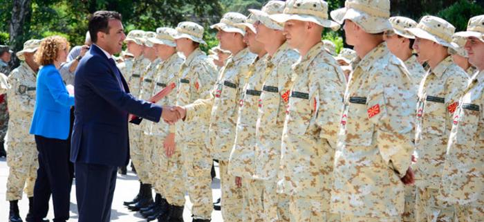 """Грчкото МНР го искара Заев за употребата на терминот """"македонска армија"""""""