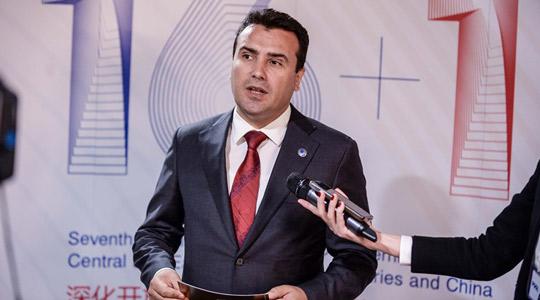 Заев со коментар по цврстиот став на Иванов: Тој што треба да гласа ќе гласа, а тој што треба да потпише ќе потпише