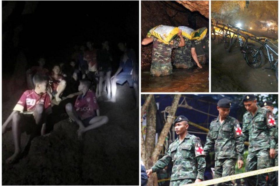 Заробените деца во пештерата во смртна опасност: Три плана за спас, но ова е најголемиот проблем