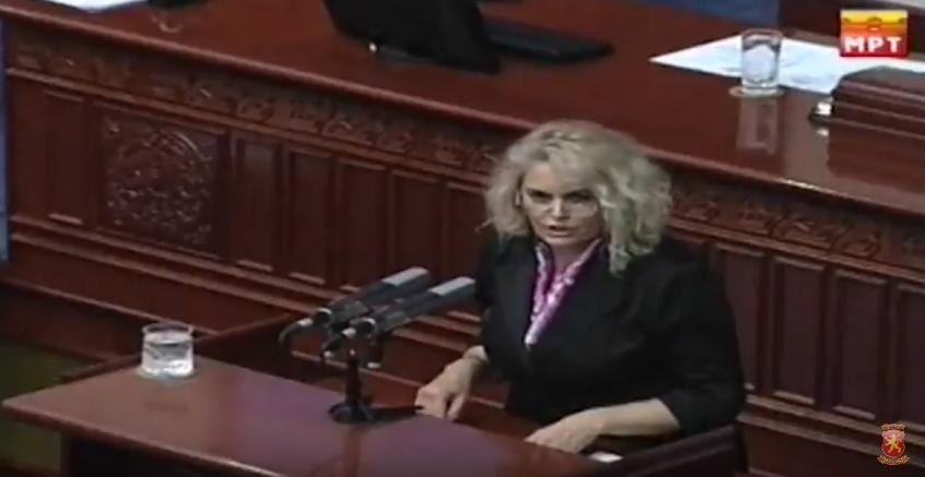 Затуроска до Заев: Зарем треба да ги оквалификувате пратениците ако бараат од вас да кажете на граѓаните на кои компании сте довериле средства