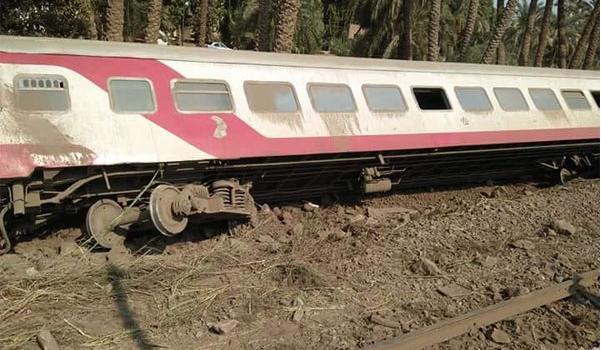 Се зголемува бројот на повредени во железничката несреќа во Египет