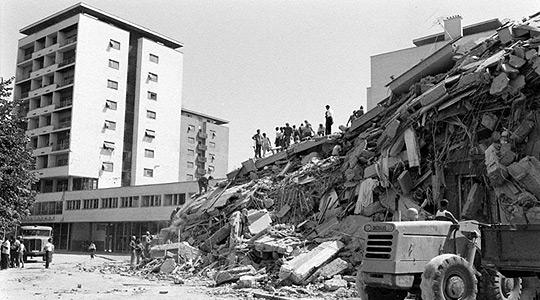 Аудио акција: Скопјани утре во 5:17 часот со сирени ќе се потсетат на катастрофалниот земјотрес