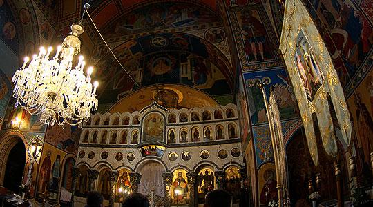 Денес е Св. Симеон и Јован: Бог го издигнал Симеон жив на небото