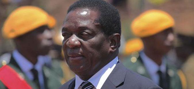 Емерсон Мнангагва и официјално е нов претседател на Зимбабве