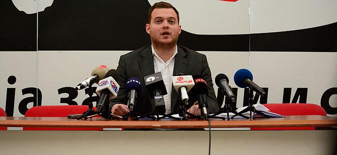 АМС ќе му додели 100 илјади денари и стипендија на Марко Пејчиновски