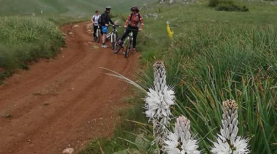 Во тек пријавување за велосипедската тура околу Калиманско Езеро