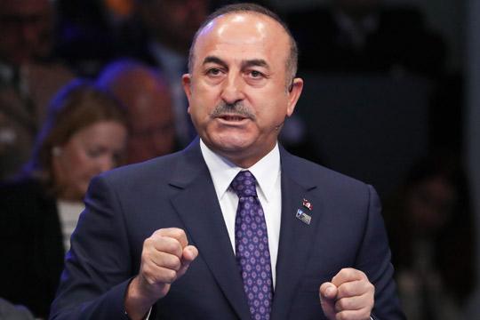 Чавушоглу: Членството во ЕУ е приоритет на турската надворешна политика