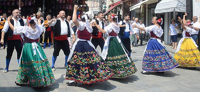 """Во Битола завршува Фестивалот """"Илинденски денови"""""""
